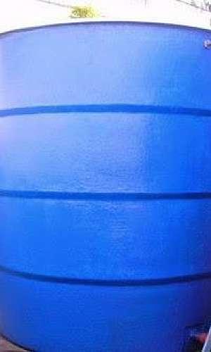 Caixa d'água fibra
