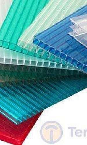 Chapa de policarbonato