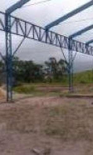 Estrutura metálica para telhado preço