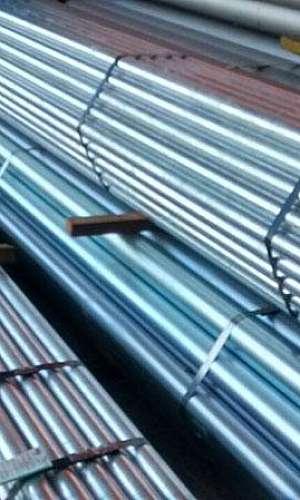Fábrica de tubos galvanizados em SP