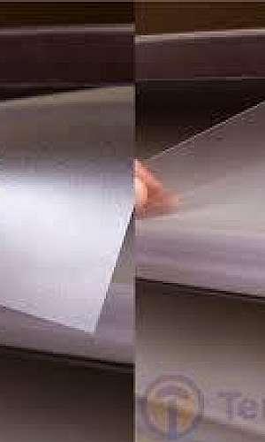 Filme de policarbonato cristal