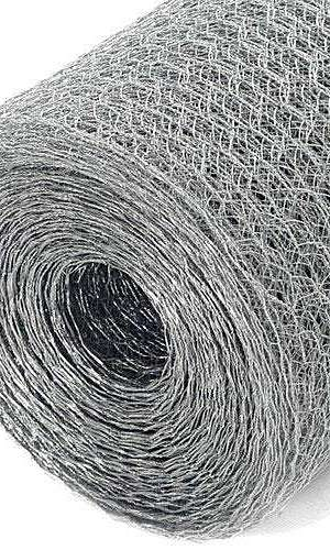 Tela de arame galvanizado